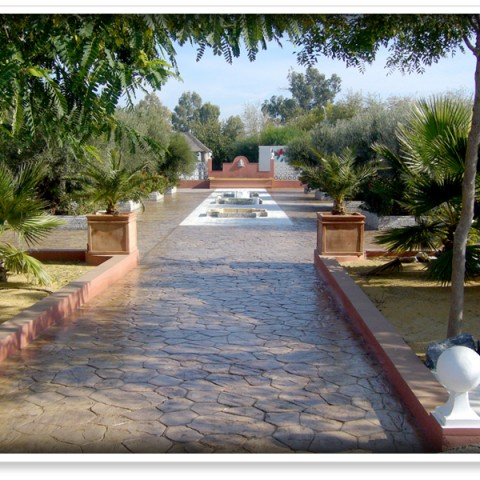 Catering y Celebraciones Jardines puente de plata (El Cuervo)